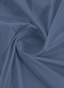 Dusk Blue Taffeta Fabric