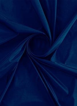 Dusky Blue Opal Soft Silk Fabric