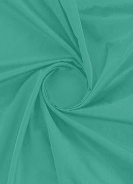 Electric Green Dupion Silk Fabric