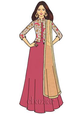 372c5a80c Buy Churidar Neck Designs Salwar Kameez Online - Shop Latest Indian ...