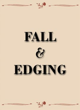 Fall and Edging Work