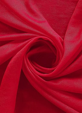 Fuschia Pink Georgette Fabric
