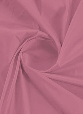 Geranium Pink Taffeta Fabric