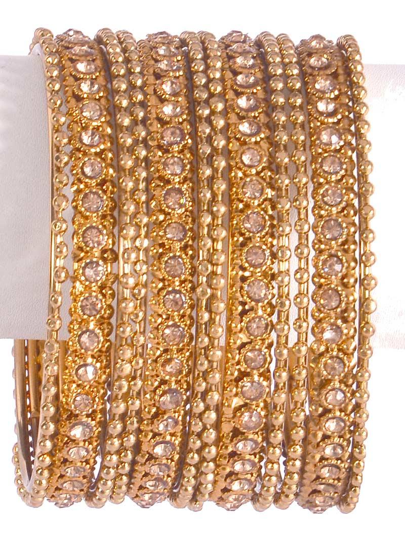 Buy Gold Bangles Set, Stones, bangles Online Shopping ...
