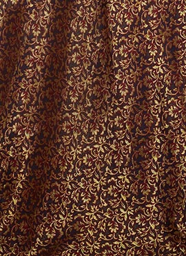 Gold Brocade Fabric