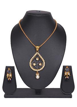 Gold Chain Tradisiya Necklace Set