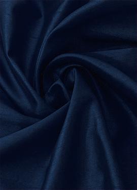 Blue Taffeta Fabric