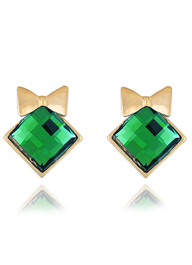 Gold N Green Stud