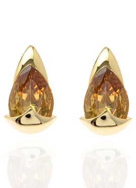 Gold N Yellow Studs