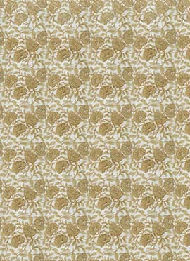 Gold Net Fabric
