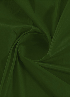 Grasshopper Green Taffeta Fabric