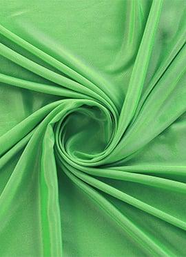 Green Flash Santoon Fabric