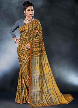 42f331a5e56338 Tie N Dye Women Sari