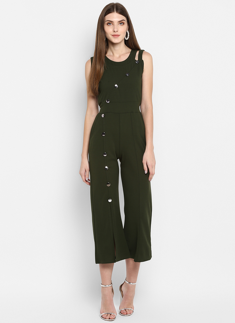 Polyester Jumpsuit