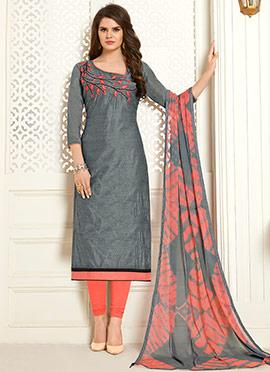 6205f157a5 Best Salwar Suits: Buy Churidar Salwar Kameez Online Collection