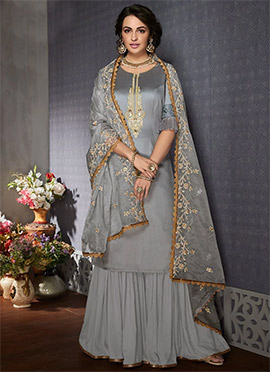 42145a9fd0 Sharara: Buy Salwar Kameez Sharara Suit | Online Wedding Sharara ...