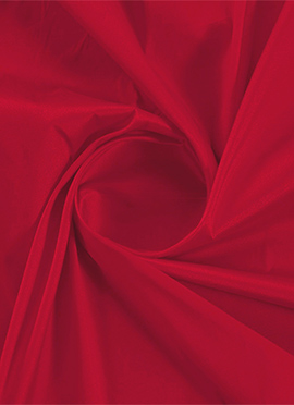 High Risk Red Taffeta Fabric