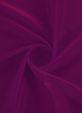 Hollyhock Dupion Silk Fabric