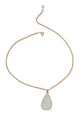 Kista Gold Plated pendant