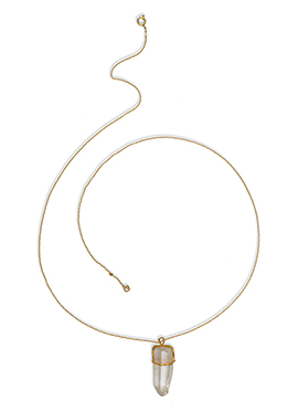 Kista Gold Plated Pendent