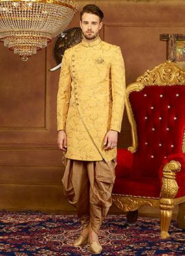 3525ae8b8e Men s Sherwani   Latest Indian Sherwani Online Collection