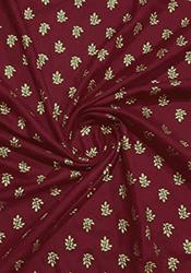 Buy Custom Made Magenta Foil Print Princess Cut Kurti | Made to Measure  dress for women in all sizes
