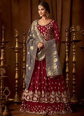 c4cf745b314 Buy Traditional Indian Clothing Lehenga Online - Shop Latest Indian ...