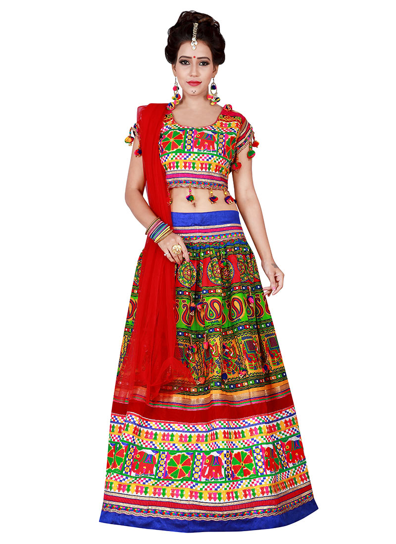 Gujarati chaniya choli online shopping