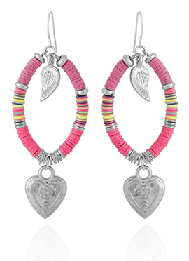 Multicolor Dangler Earrings