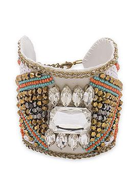 Multicolored Stones Bracelet