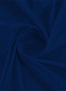 Navy Blue Opal Taffeta Fabric
