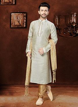 4f229291e7f Ethnic fashion online - Party Wear Printed Men Clothing Kurta Pyjamas