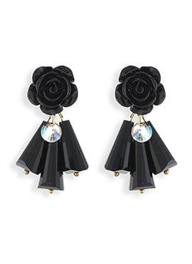 One Stop Fashion Black Drops