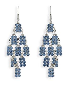 One Stop Fashion Blue Dangler