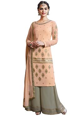 2c3732fb478 Latest Punjabi Salwar Kameez And Punjabi Suits Online - Cbazaar