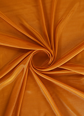 Persimmon Orange Santoon Fabric
