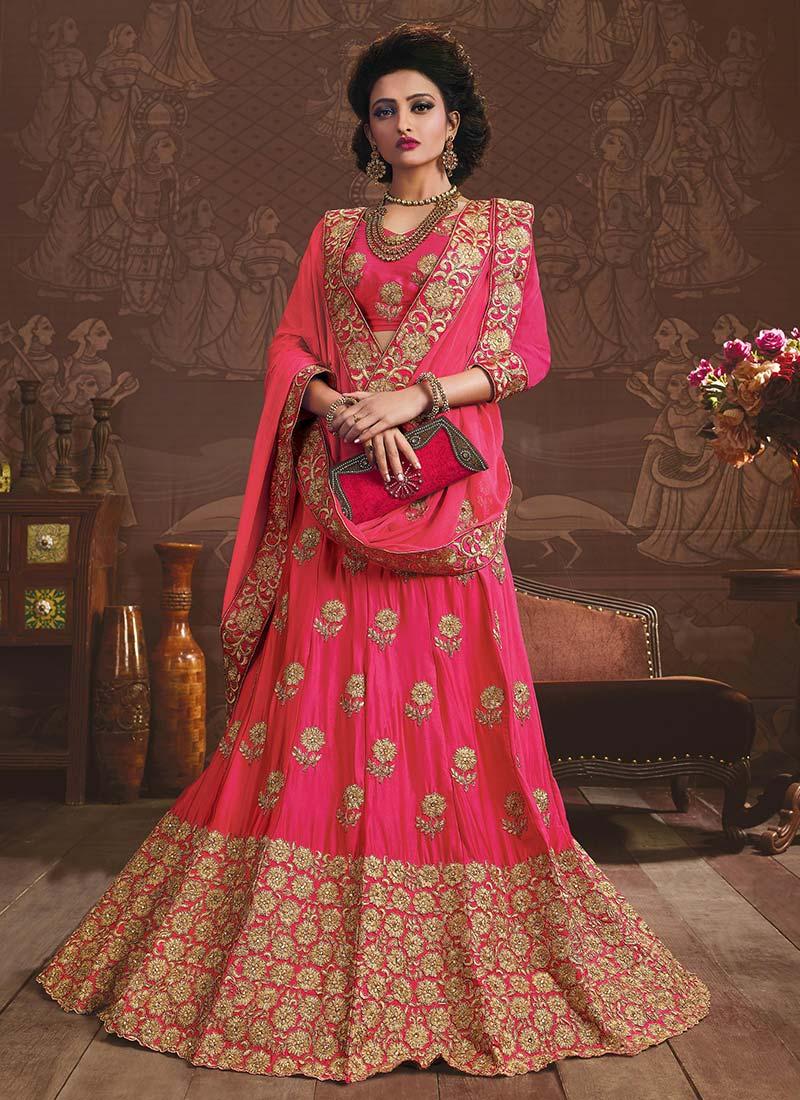 Bollywood Lehengas | Buy Bollywood Actress ... - Mirraw