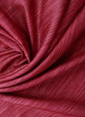 Pink Art Silk Fabric
