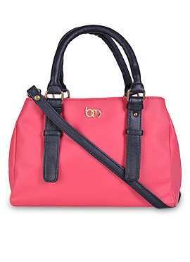 Pink Bagsy Melone Hand Bag