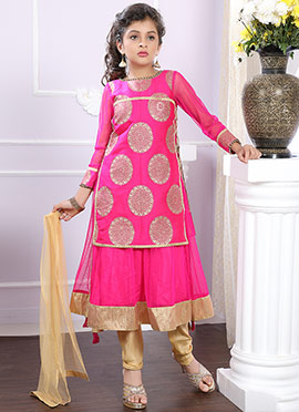 993705e9cd43 Buy Eid Girl's Dress Online | Eid Designer Collections For Girl's