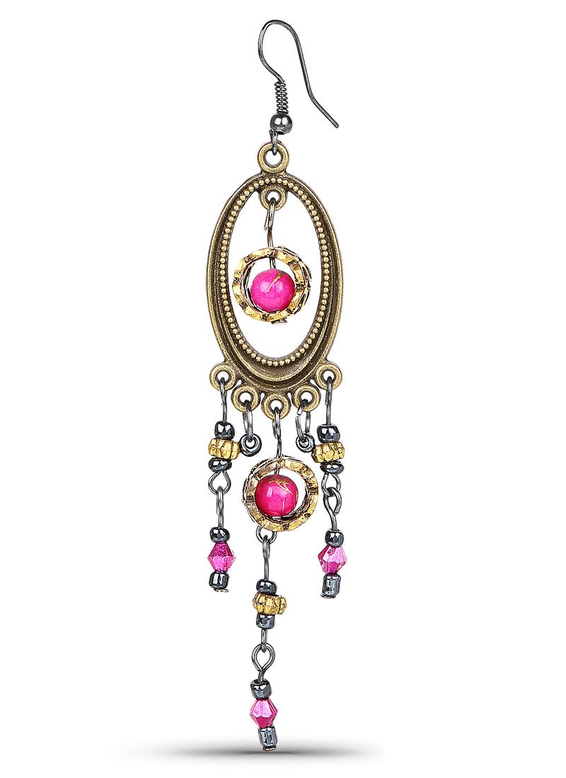 Buy pink chandelier earrings chandeliers online shopping erjjjcje075 - Chandeliers online shopping ...