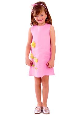 Pink Kidology Shift Dress