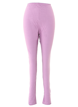 Pink Lycra Leggings