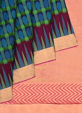 Pothys Pure Handloom Kancheepuram Silk Saree