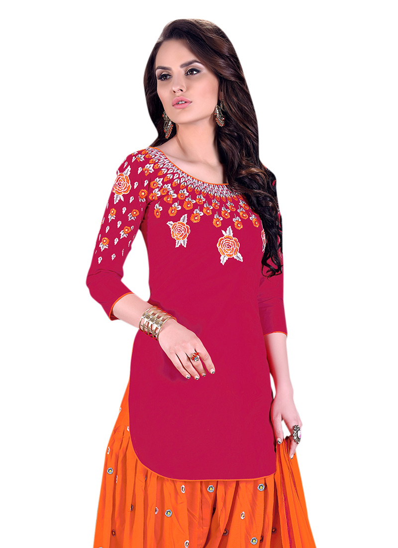 Shop for Punjabi Patiala Salwar Suits Online | Best Punjabi ...