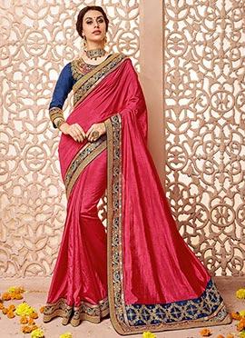 Red Art Sanchi Silk Saree