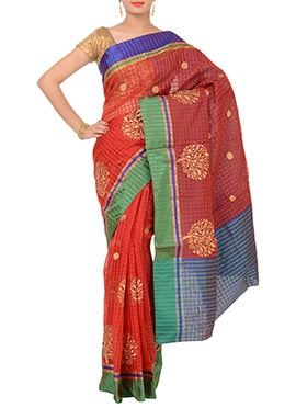 Buy Hand Embroidery Designs For Sarees Online Shop Latest Indian