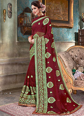 684722ecc36e7f Saree Shop In Ontario - Buy Latest Indian Saree Online In Ontario