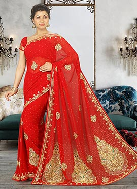 2db784bb7f4963 Shop online for Sarees Featured products items in Indian ethnic ...