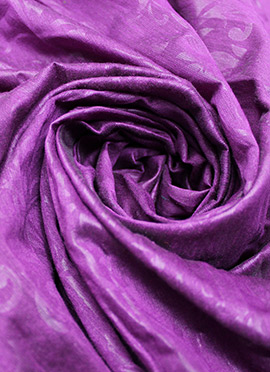 Rosebud Satin Brasso Fabric